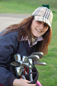 complete-golf-sets-lady-golfer-smiling