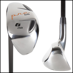 Pinemeadow Hybrid Irons Review