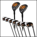ZR 3.0 hybrid irons combination set